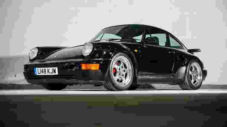 Porsche 911 Type 964 Turbo S - Reprodução - Reprodução