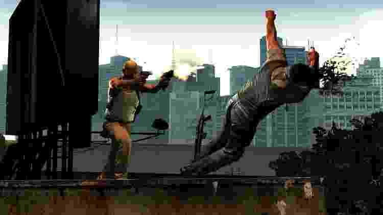 Max Payne 3 Review 2 - Reprodução - Reprodução