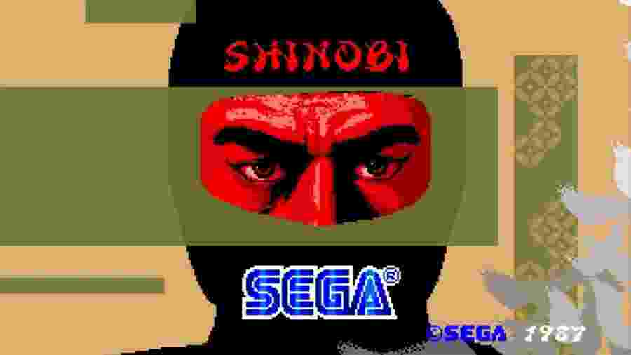 Shinobi é uma das séries que a Sega deixou de lado há alguns anos - Reprodução