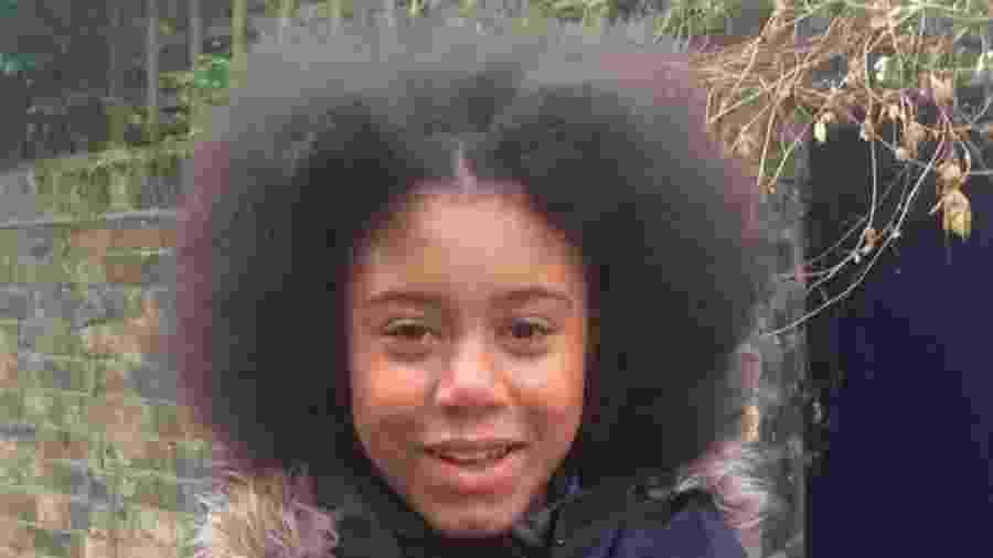 Ruby foi mandada pela primeira vez para casa por sua escola por causa de seu cabelo quando tinha 14 anos - Kate Williams