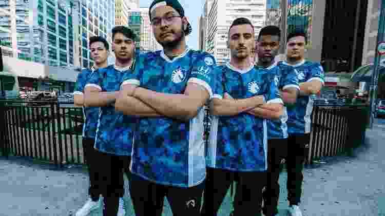 C.O.P.A. Team Liquid - Divulgação/Team Liquid - Divulgação/Team Liquid