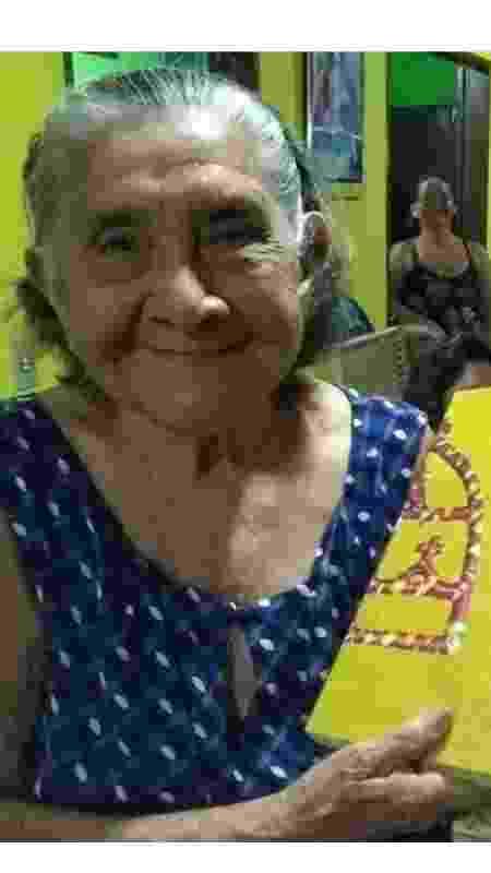 Lusia - Divulgação/Associação Indígena Borari de Alter do Chão - Divulgação/Associação Indígena Borari de Alter do Chão