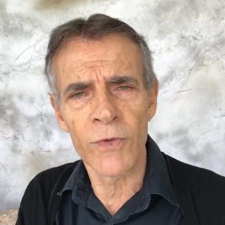 Em áudio, Mario Gomes (foto) associa o deputado Marcelo Freixo à falta de oxigênio em Manaus e Cabo Frio (RJ) - Reprodução/Instagram @mariogomes__ator