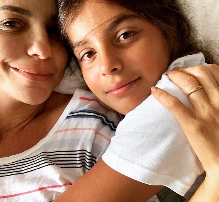 Ivete Sangalo parabenizou filho nas redes sociais