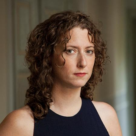 """A jornalista americana Jessica Bruder, autora do livro """"Nomadland"""", que inspirou o longa de mesmo nome vencendor três Oscars em 2021. - Todd Gray/divulgação"""