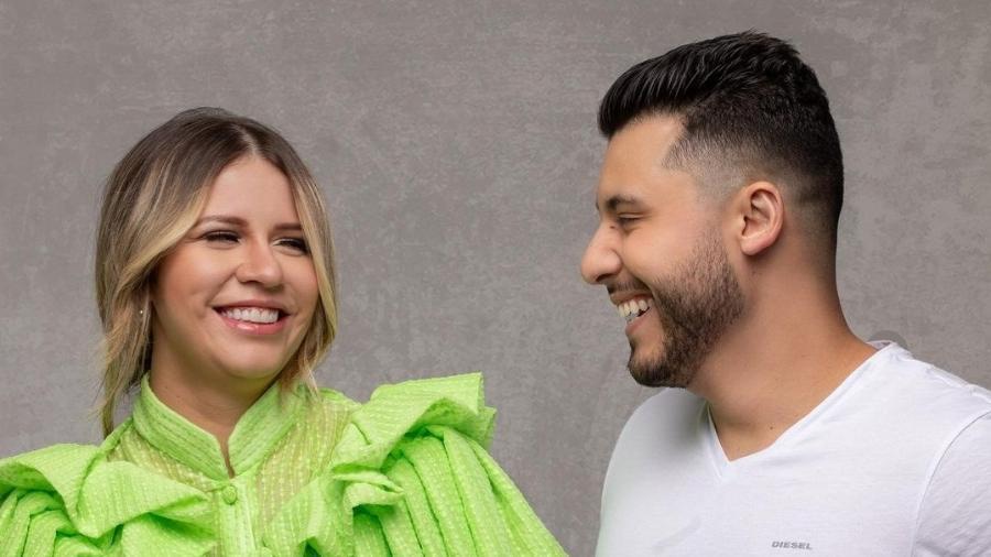 Marília Mendonça e Murilo Huff são pais de Leo - Reprodução/Instagram