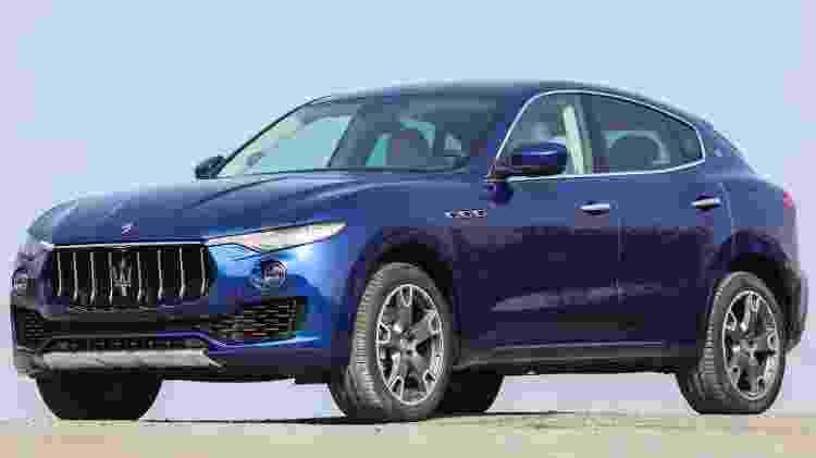 Maserati Levante S - Divulgação - Divulgação