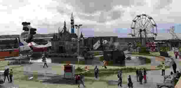 Dismaland geral - Toby Melville/Reuters - Toby Melville/Reuters
