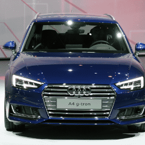Audi A4 g-tron - Murilo Góes/UOL