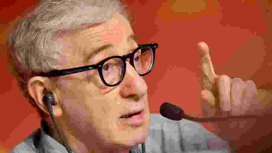 Woody Allen -  REUTERS/Yves Herman