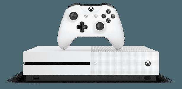 Xbox One S - Divulgação - Divulgação