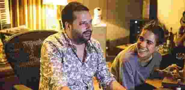 Eduardo Pepato e Wanessa Camargo trabalham na nova música da cantora - Reprodução/Facebook