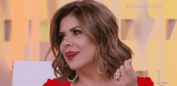 Mara é anunciada como nova apresentadora de programa de fofocas do SBT - Reprodução/SBT.com.br