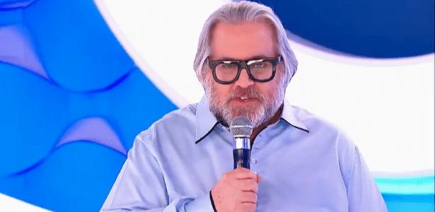 """Leão Lobo fala sobre estupro, critica Xuxa e cita """"macumba"""" de Márcia Goldschmidt - Reprodução/SBT.com.br"""
