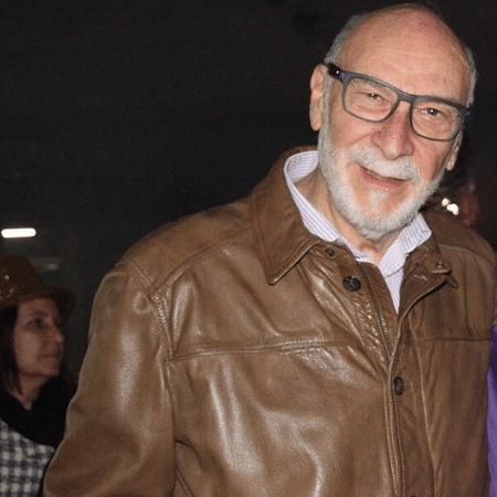 O jornalista José Carlos Carboni - Reprodução