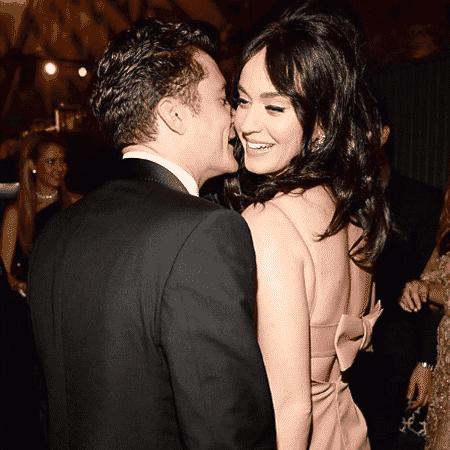 Representantes confirmam fim do relacionamento de Katy Perry e Orlando Bloom - Reprodução/Instagram