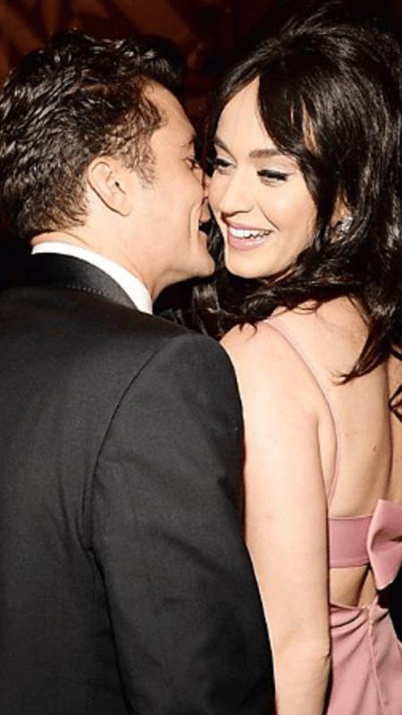 Katy Perry e Orlando Bloom - Reprodução/Instagram
