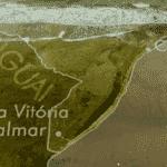 Repórter da Globo Ernesto Paglia supera 235 km a pé em sete dias - Reprodução/TV Globo