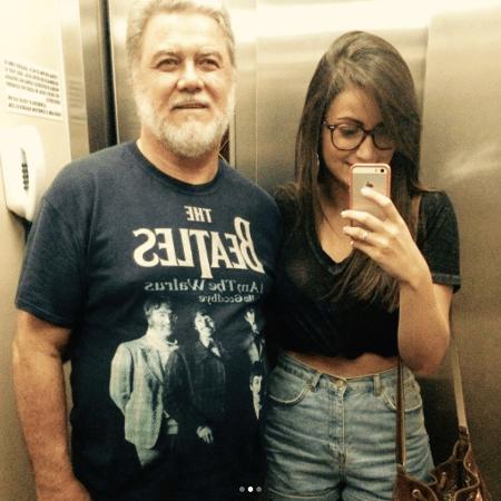 Mari Palma homenageia o pai no dia do aniversário dele - Reprodução/Instagram/maripalma