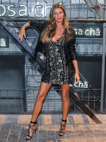 Gisele Bündchen - Manuela Scarpa/Brazil News