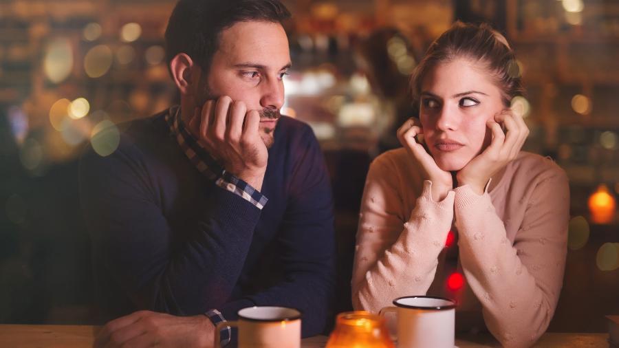 Em um relacionamento enrolado: mas até quando? - Getty Images