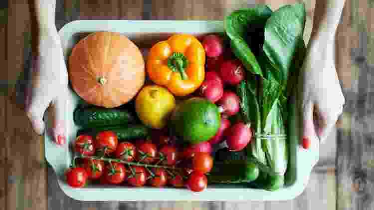 Dieta vegetariana saudável - iStock - iStock