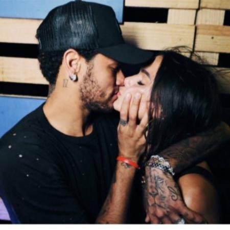 Bruna Marquezine se declara para Neymar - Reprodução/Instagram/neymarjr