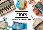 Por que o novo lançamento da Nintendo é um brinquedo de papelão? (Foto: Divulgação)