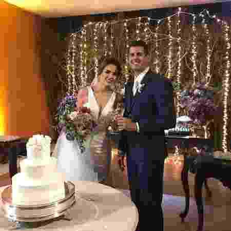Daniel Galvão se casou em agosto; ele não resistiu a um acidente de helicóptero nesta terça (23) em Recife - Reprodução/Instagram - Reprodução/Instagram