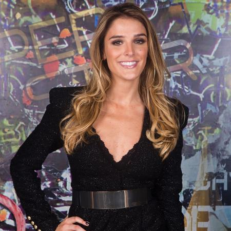 Rafa Brites diz que sai do programa sem rusgas com equipe - Tata Barreto/TV Globo