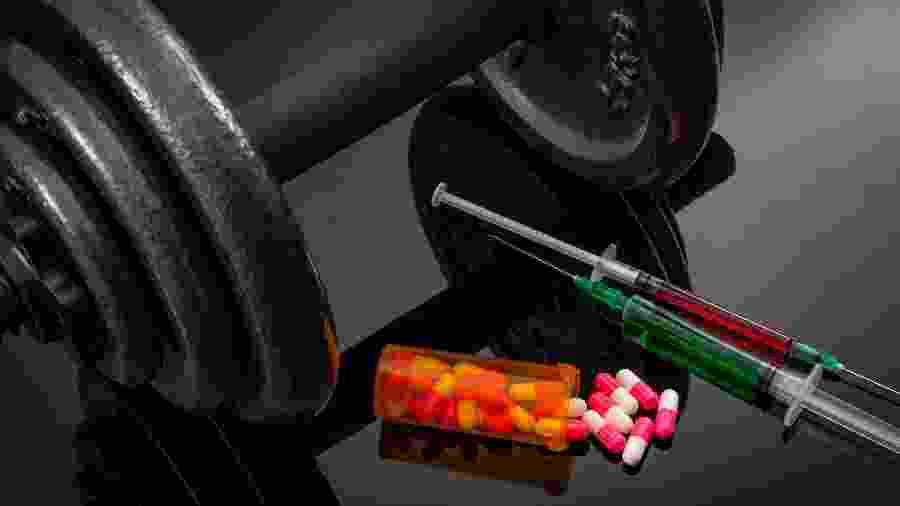 Anabolizantes, emagrecedores e outros produtos proibidos no país foram apreendidos - iStock