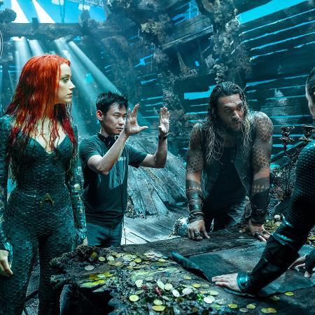 Aquaman não terá outros heróis da DC - Reprodução/EW