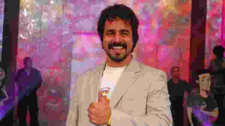 Marcelo, do BBB8 - Divulgação/TV Globo - Divulgação/TV Globo