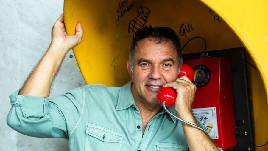 """Humberto Martins é Herculano Mendes em """"Verão 90"""" - Fabiano Battaglin/Gshow"""