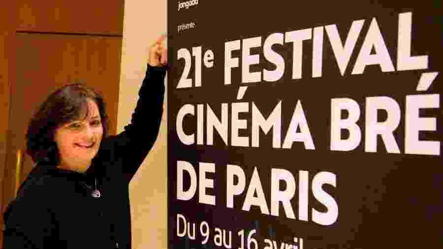 """""""A gente não sabia a que que esse governo vinha, agora a gente sabe"""", diz diretora do Festival de Cinema Brasileiro de Paris - Arquivo Pessoal"""