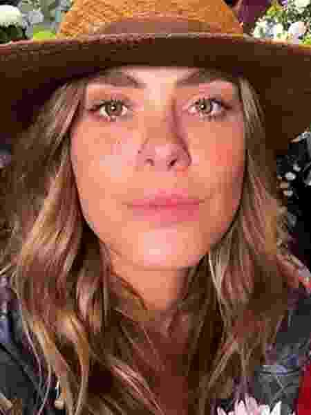 Carolina Dieckmann se despede de Afrodite - Reprodução/Instagram