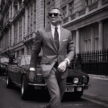 Daniel Craig em Bond 25 - Divulgação