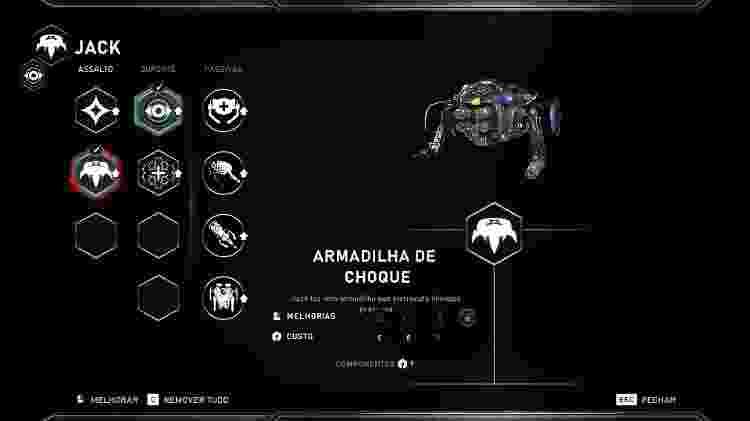 Gears 5 jack - Reprodução - Reprodução