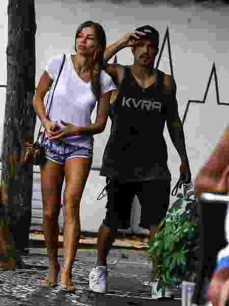 Caio Castro e Grazi Massafera - AgNews
