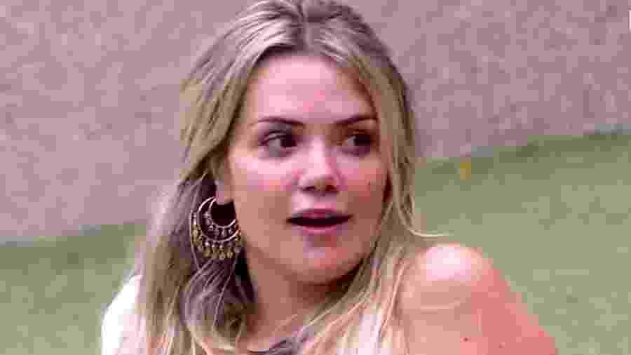 BBB 20: Marcela diz que votaria em Daniel e protegeria Gizelly - Reprodução/Globo
