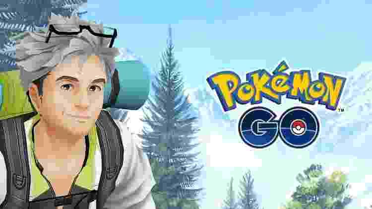 Pokémon professor Willow - Divulgação - Divulgação