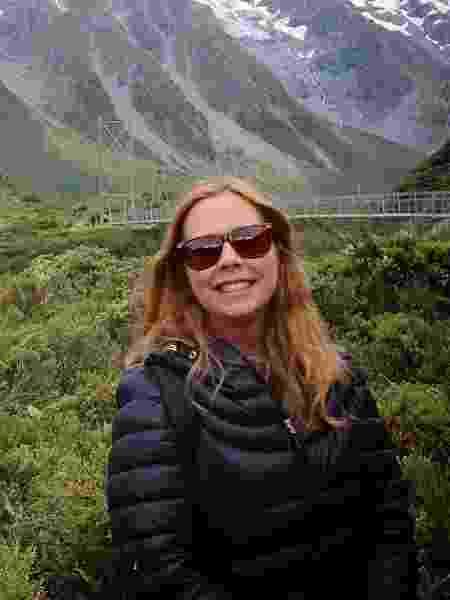 Nova Zelândia - Marina Mueller - Arquivo pessoal - Arquivo pessoal