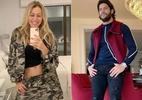 Ex-mulher de Hulk ironiza post do atleta sobre lei do retorno: 'Ela chega'