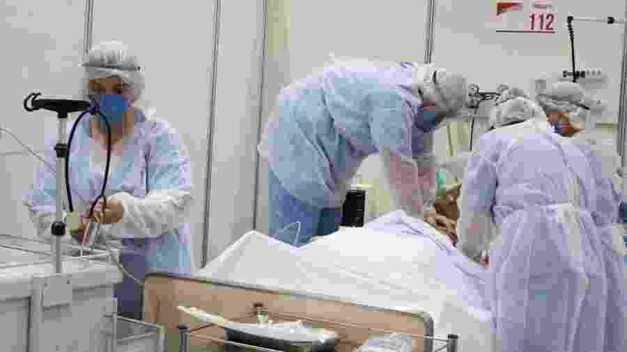 Conselho de Medicina lançou um memorial virtual para homenagear médicos que morreram durante a pandemia - Rovena Rosa/Agência Brasil