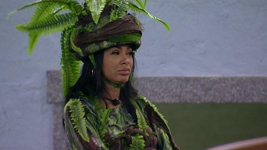 BBB 21: Pocah e Thaís discutem relação - Reprodução/ Globoplay