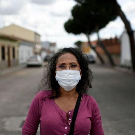 Evelin Rochel saiu de sua cidade natal, Barranquilla, para a Espanha há duas décadas - Getty Images