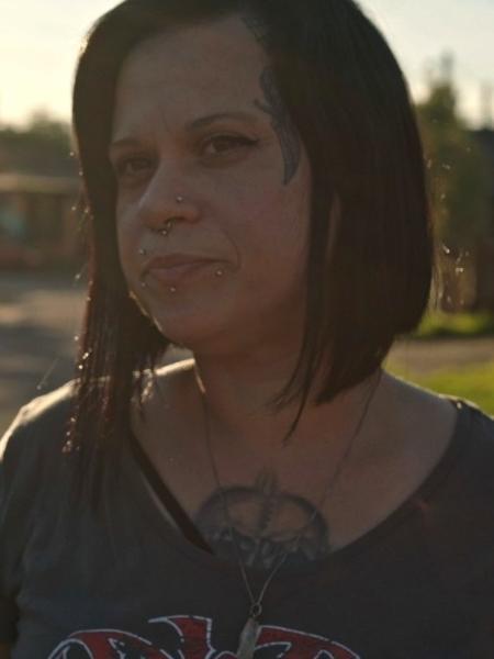 Carol Pivetta foi a única pichadora da Bienal presa em 2008 - Divulgação