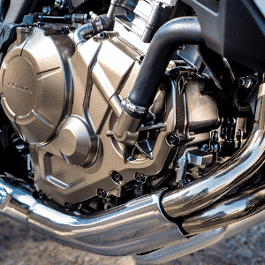 Honda CRF 1000L Africa Twin - Divulgação