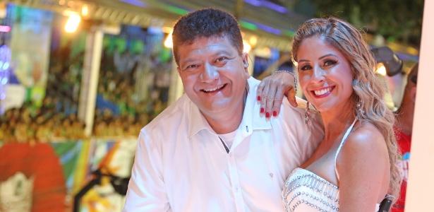 """Betinho e Patricia Maldonado apresentam o """"Band Folia"""" - Rodrigo Belentani/Band"""