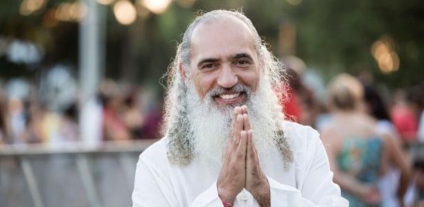 Sri Prem Baba participa da Virada Zen no parque do Ibirapuera, neste sábado (30), às 15h - Divulgação